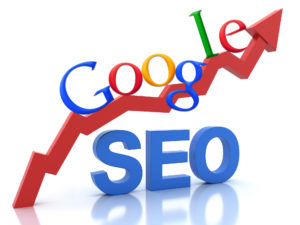 SEO boosts Google search rankings