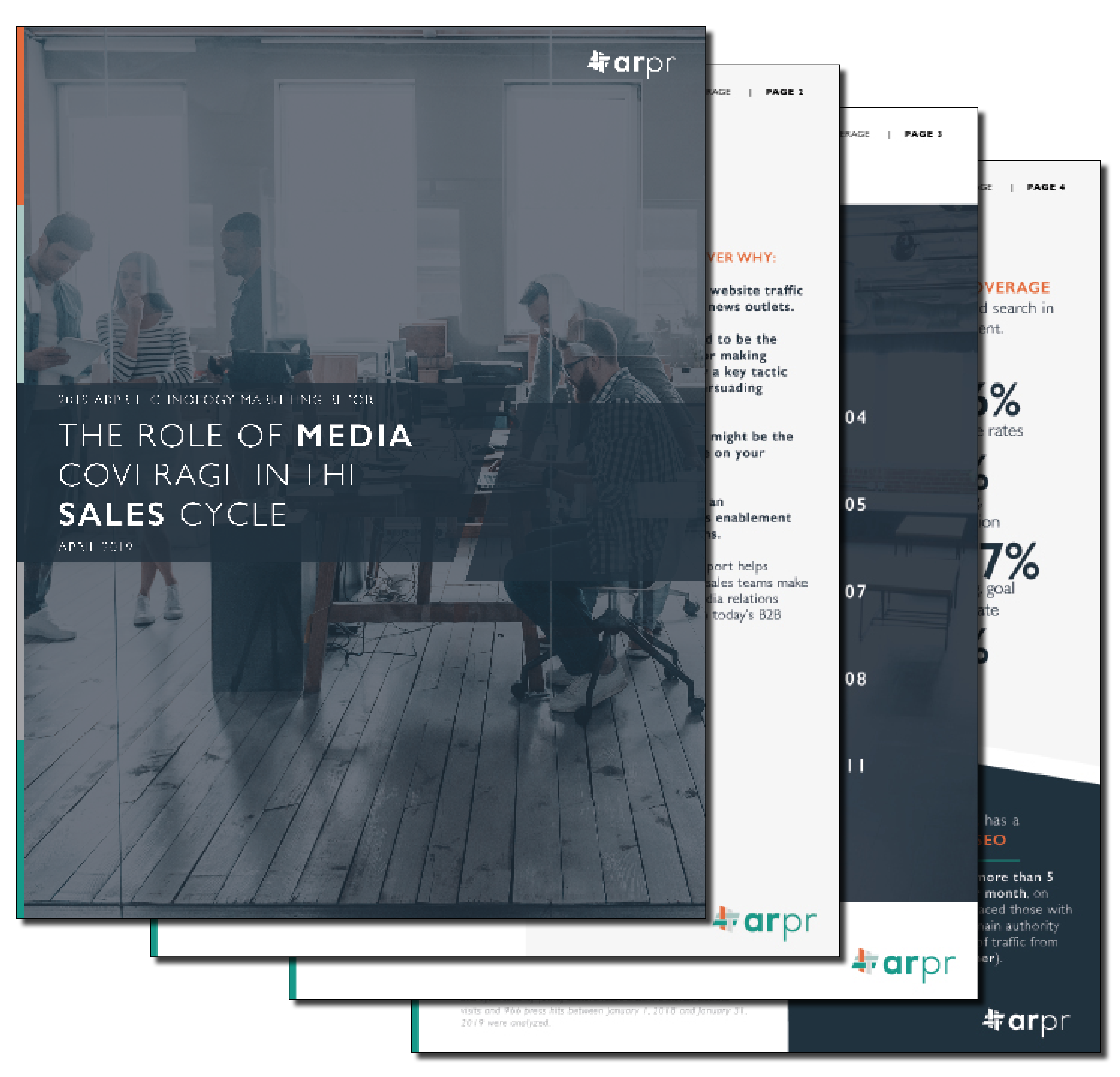 The Role of Media in the Sales Cycle