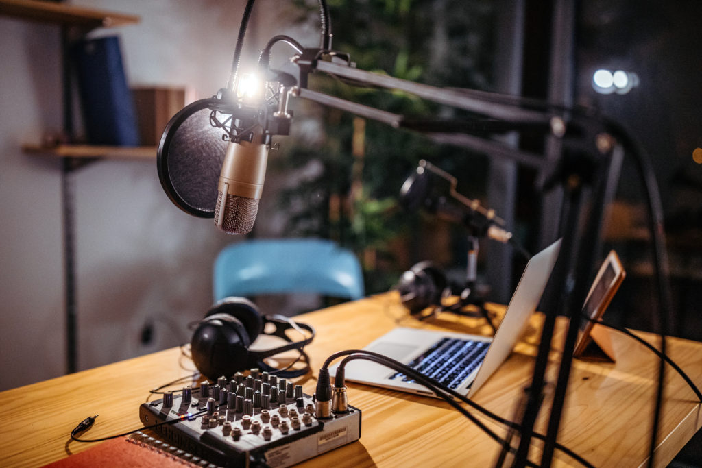 Here is your beginner's guide to launching a podcast.