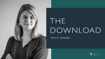Emily Keough, the marketing director for Rimidi, whom we interviewed about inbound marketing work with ARPR.